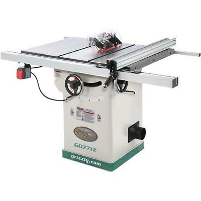 """G0771Z 10"""" Hybrid Table Saw with T-Shaped Fence"""