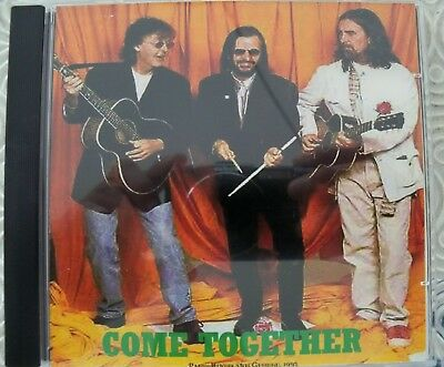 "Beatles ""Come Together Beatles In The 90'S""Rare Cd Demos Outtakes From Anthology"