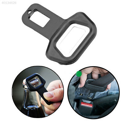 290B Seat Belts Alarm Stopper Car  Parts Car Seat Belt Buckle Car Beer Opener
