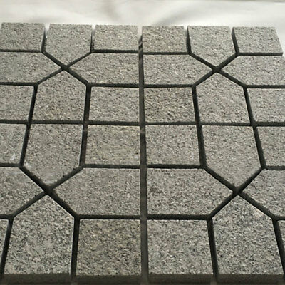 E19B 40cm Paving Mold DIY Making-Road Road-Mould Cement Lawn Paver Manually