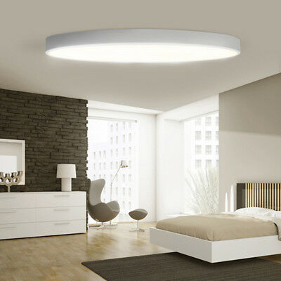 Modern Led Ceiling Down Light Home Kitchen Room Bright Flushmount Recessed Lamp