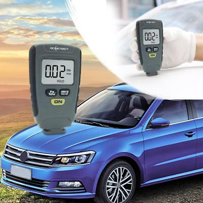 RM660 Digital Painting Thickness Meter LCD Car Coating Thickness Gauge Tester