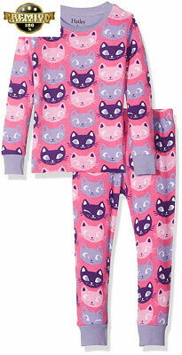 55e596873 HATLEY BABY GIRLS  Mini Organic Cotton Long Sleeve Pyjama Sets