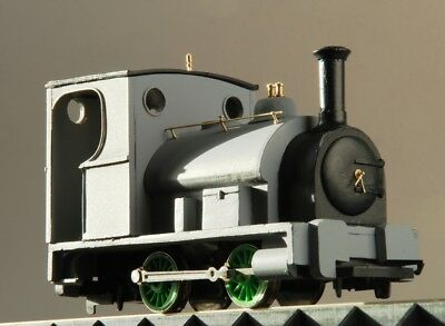 7mm On30 Sattel Tank Lokomotive 'Odin' Bodykit - Smallbrook Studio
