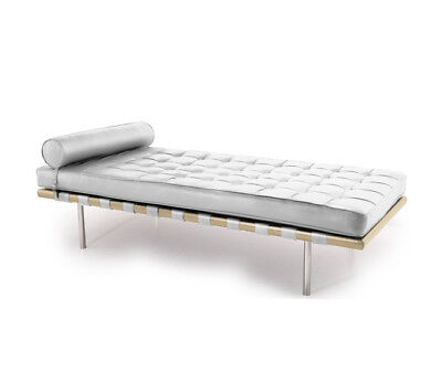 Barcelona Day Bed By Mies Van Der Rohe Daybed Lounge Liege