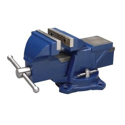 """Wilton 11104 General Purpose 4"""" Jaw Bench Vise with Swivel Base"""