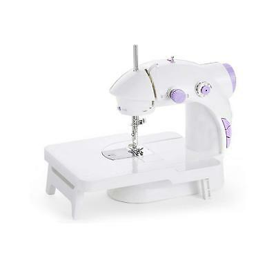 Iboost Portable Sewing Machine with Extension Table, Bobbins, Needles, and Foot