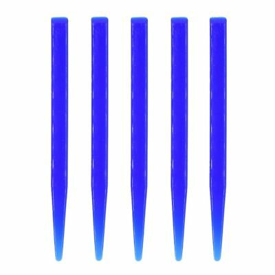 5Pc Plastic Alginate Spatula Dental Instruments Blue High Grade Dental