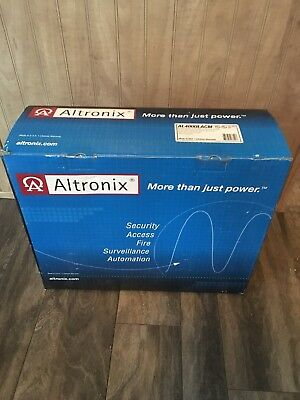 New Altronix 400UL ACM Series Access Power Controllers w/ 8 Outputs