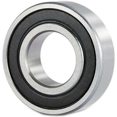 Fits Premium R16 2RS ABEC 1 Rubber Sealed Deep Groove Ball Bearing 25x50x13mm