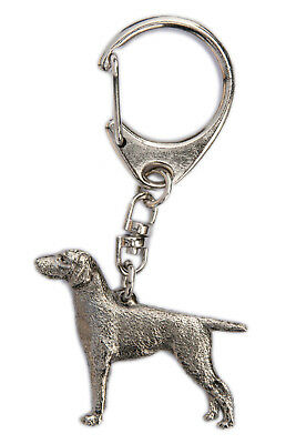 German Short Haired Pointer  Made in U.K  Artistic Style Dog Key Ring Collection