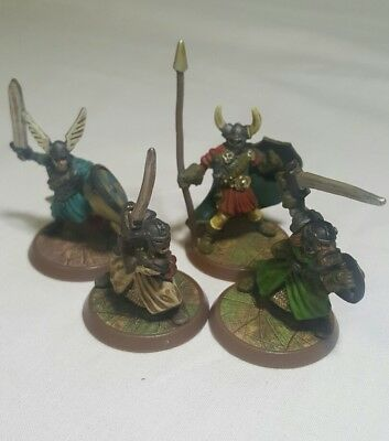 Tarn Viking Warriors - Heroscape- Rise of the Valkyrie Figures only NO CARD