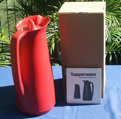 Tupperware Thermo Tup (Thermos) Pitcher 1L - Brand New