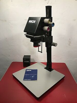 Nikor System 6x7 by Rollei - Dichroic Photo Enlarger with Color Head