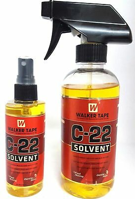 C-22 Citrus Solvent clean wig spray toupees hair replacement system hair piece