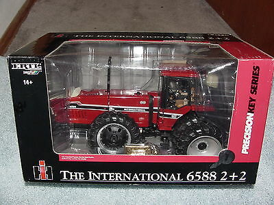 Ertl 1/16 Ih International Harvester 6588 2+2 Precision Key Series #7 Tractor