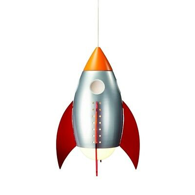 Lampadario Bambino Kico Rocky The Rocket Novelty Ceiling Light 40204/55/10