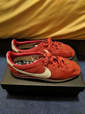 new product 0ee70 b8c04 New Nike Classic Cortez Men Sz 13 Nylon University Red Black 807472 600