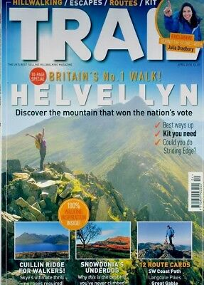 Trail Magazine Issue April 2018 ~ New ~