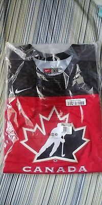 2017 World Juniors Championship Team Canada Red Jersey WJC IIHF X-Small XS