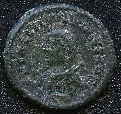 "Ancient Roman Coin "" Licinius II "" 317 - 324 A.D. REF# S3717 19 mm Diameter"