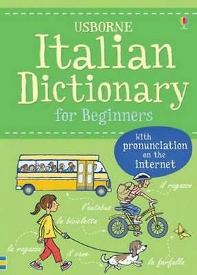 NEW Italian Dictionary for Beginners By Helen Davies Paperback Free Shipping