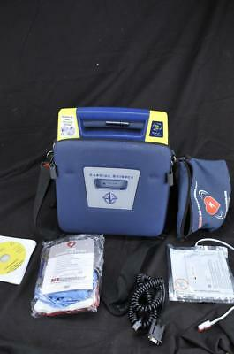 Cardiac Science G3  AED w/ NEW Battery, 2 new adult pads & responder pack