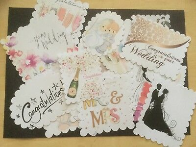 25+ Card Toppers and Scrapbooking Embellishments Wedding