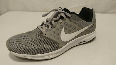 193d5afd38b1 Nike Downshifter 7 Mens 852459-007 Wolf Grey Size 11 Left Shoe Only