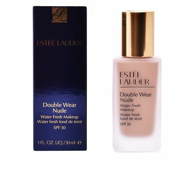 Estée Lauder Double Wear Nude Water Fresh Makeup SPF30 3C2 Pebble 30ml