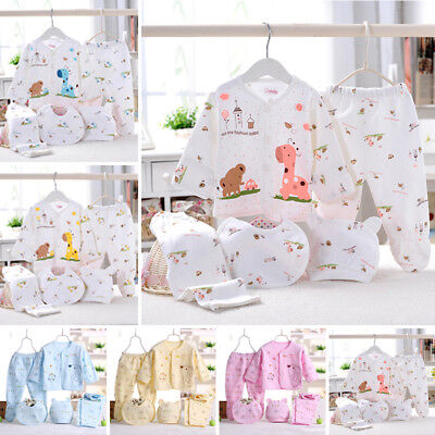 Outwear Set T-shirt Baby Infant Boy Newborn Outfits Clothes Layette Girl Unisex