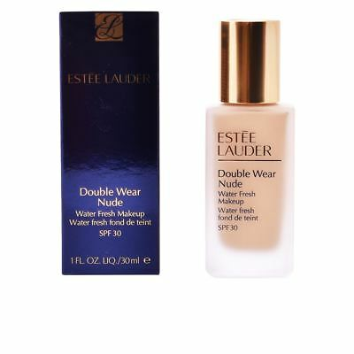 Estée Lauder Double Wear Nude Water Fresh Makeup SPF30 3W3 Fawn 30ml
