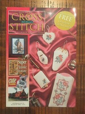 **SPECIAL**Jill Oxton's Cross Stitch Book Patterns And Designs