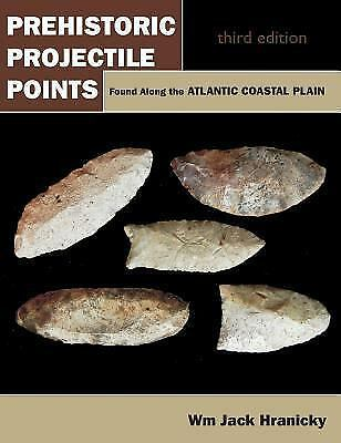 Prehistoric Projectile Points Found Alon