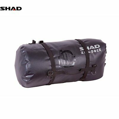 Shad Sw38 Bag Waterproof Zulupack 38L Honda 250 Cbr R Abs (Mc41B) 2011-2014