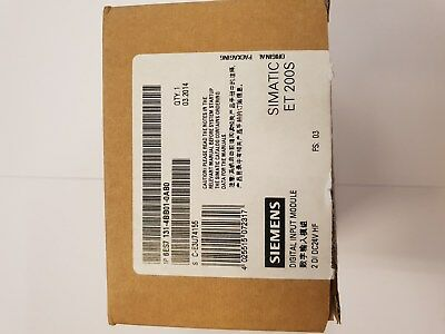 Siemens - 6ES7131-4BB01-0AB0 - (4 pcs Price)