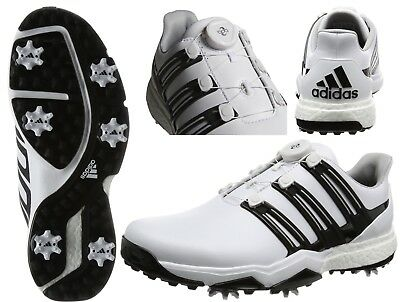52f470b85f4f6a 2018 ADIDAS POWER Band BOA Boost Golf Shoes - RRP£150 - WIDE FIT ALL ...