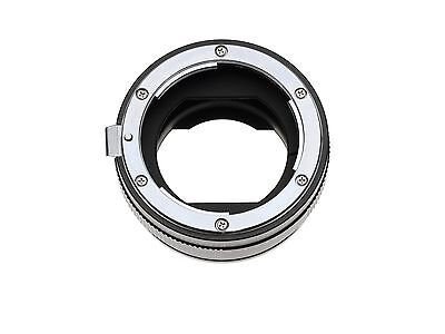 Kindai(Rayqual) Mount Adapter for SONY αE body to Nikon G lens made in Japan