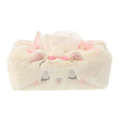Disney Store Japan Tissue Box Cover CAT Marie 2018 DAY with Tracking