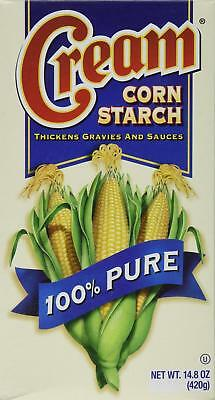 Armour Cream Corn Starch, 14.8 Ounce (Pack of 12)