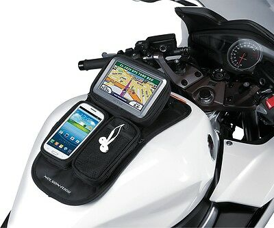 Nelson Rigg Journey Mate Magnetic Motorcycle Tank Bag GPS & Phone Pocket