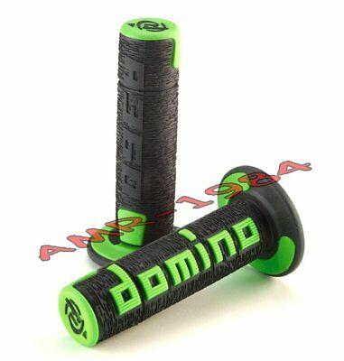 MANOPOLE DOMINO TOMMASELLI RACING A360 off road NERO - verde A36041C4044A7