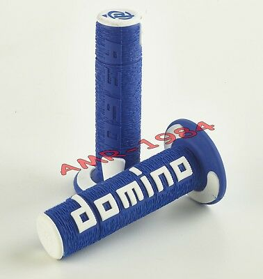 MANOPOLE DOMINO TOMMASELLI RACING A360 off road BLU - BIANCO A36041C4846A7