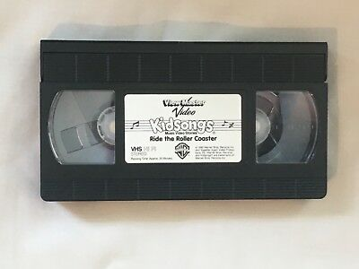 Kidsongs A Day At The Circus Vhs View Master Video 4 99