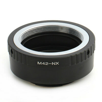 Pixco M42 Screw Mount Lens to Samsung Adapter NX300 NX2000 NX3000 NX1100 NX30