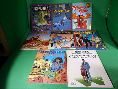8x Ehapa Comic Collection Lot      A85
