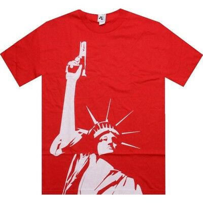 $35.00 Akomplice Invisible Statue of Liberty Tee NY hyperlight shows under sundl