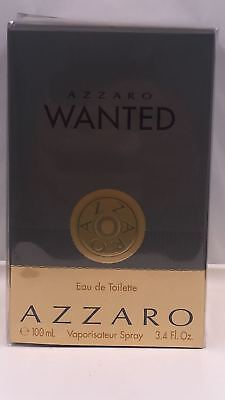 Azzaro Wanted 100Ml Eau De Toilette