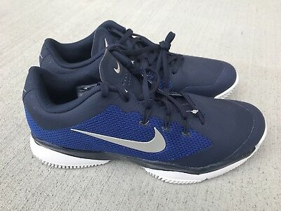 pretty nice 083af 2c1c0 NIKE AIR ZOOM Ultra Tennis Shoes Mens Size 9.5 Blue 845007-440 - 44.99   PicClick