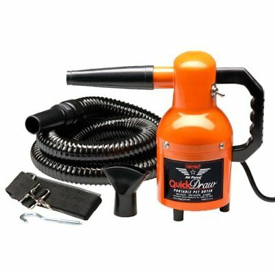 Metro Air Force Steel Quick Draw Dog Dryer, 1.3 HP